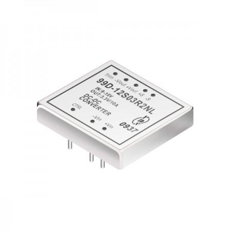 40W 1.5KV Isolation 2:1 DIP DC-DC Converters(99D-R2) - 40W 1.5KV Isolation 2:1 DIP DC-DC Converters(99D-R2 Series)