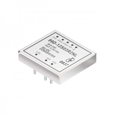 40W 1.5KV 절연 2 : 1 DIP DC-DC 컨버터 (99D-R2) - 40W 1.5KV 절연 2 : 1 DIP DC-DC 컨버터 (99D-R2 시리즈)