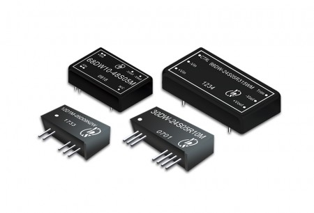 DC-DC Converters For Medical Applications - Yuan Dean's DC-DC Converters for Medical Application