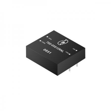 3W 0.5KV 절연 DIP DC-DC 컨버터(70D) - 3W 0.5KV 절연 DIP DC-DC 컨버터(70D 시리즈)