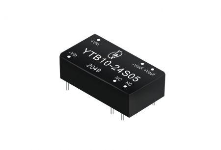 體積小巧的高效率DC-DC電源轉換器 - 小巧尺寸的高效率電源轉換器