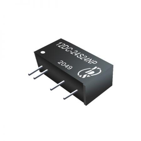 경제적인 1W 1.5KVDC~6KVDC 절연 DC-DC 컨버터(12DC)