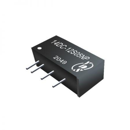 경제적 인 1W 1.5KVDC 및 3KVDC 절연 DC-DC 컨버터 (14DC)