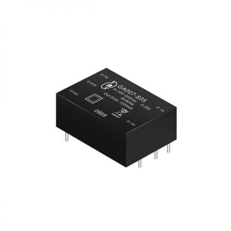 7W 3KVac 절연 조절 출력 AC-DC 컨버터(모듈) - 7W 3KVac 절연 AC-DC 컨버터(모듈)(GA007 시리즈)