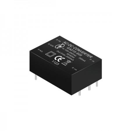 10W 3KVac 절연 조절 출력 AC-DC 컨버터(모듈) - 10W 3KVac 절연 AC-DC 컨버터(모듈)(GA010 시리즈)