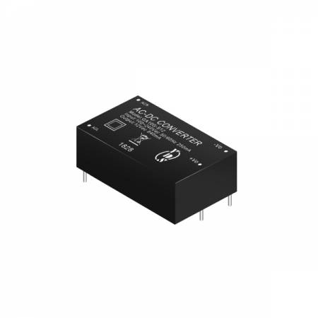 10W 3KVac Isolation Regulated Output Green AC-DC Converters (Module) - 10W 3KVac Isolation Green AC-DC Converters (Module)(GA10G Series)