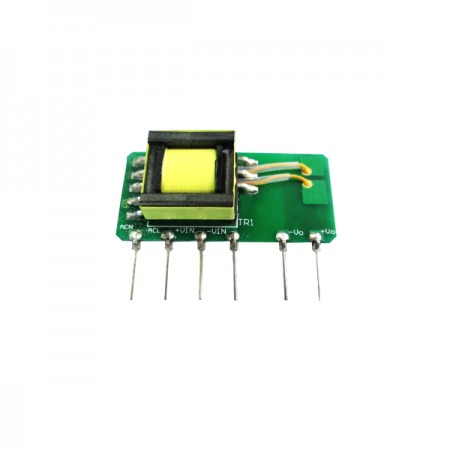 1W 3KVac Isolation Single Output AC-DC Converters (Open Frame)