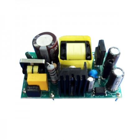 10~15W 4KVac Isolation ตัวแปลง AC-DC เอาต์พุตเดี่ยว (เปิดเฟรม) - ตัวแปลง AC-DC แบบแยก 10~15W 4KVac (เปิดเฟรม) (ซีรีย์ GP12)