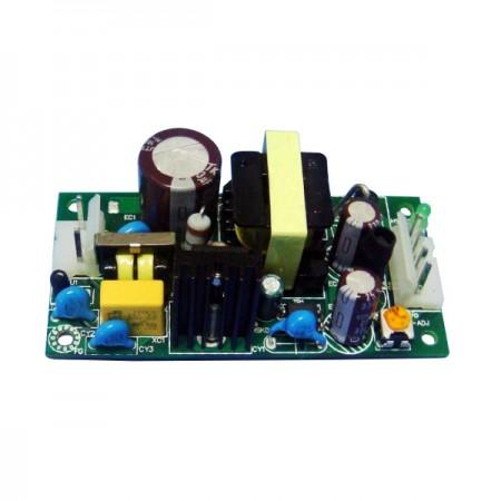 10~19W 3KVac 절연 단일 출력 AC-DC 컨버터(오픈 프레임)