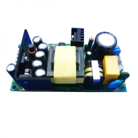 40W 3KVac Isolation Dual & Triple Output AC-DC Converters (Open Frame)