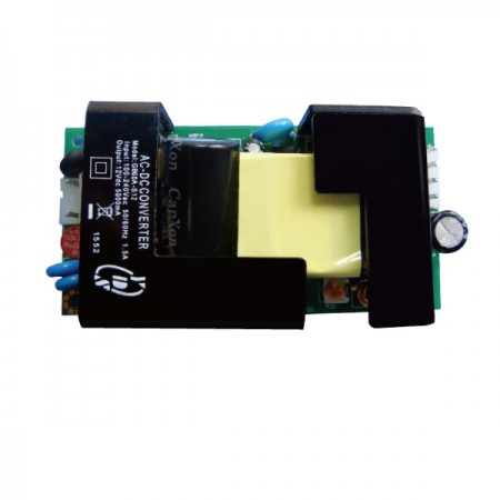 30~60W 3KVac Isolation Single Output AC-DC Converter (Open Frame) - 30~60W 3KVac Isolation AC-DC Converter (Open Frame)