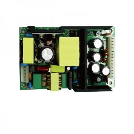 100W 3KVac 절연 단일 출력 AC-DC 컨버터(오픈 프레임)