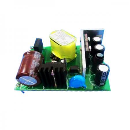 20 ~ 27W 3KVac İzolasyonlu Tek Çıkışlı AC-DC Dönüştürücüler (Açık Çerçeve) - 20 ~ 27W 3KVac İzolasyonlu AC-DC Dönüştürücüler (Açık Çerçeve) (GP25D Serisi)