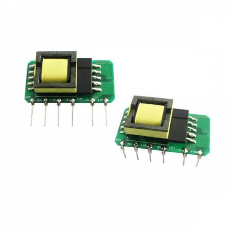 6W 3KVac Isolation Single Output Green AC-DC Converters (Open Frame) - 6W 3KVac Isolation Green AC-DC Converters (Open Frame)(GS6G Series)