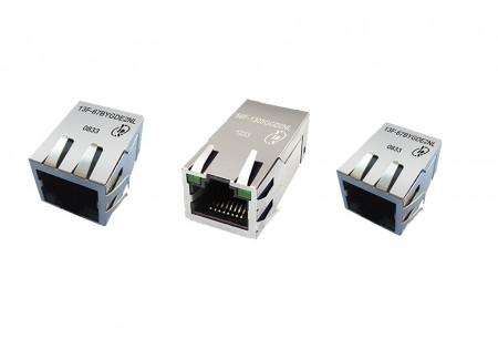 RJ45 Magnetics para soluções PoE - RJ45 Magnetics para soluções PoE