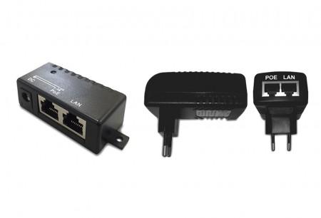 Injetores / adaptadores PoE - Injetores / adaptadores PoE