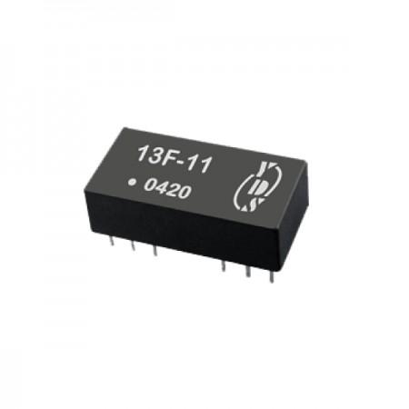 10/100 Base-T PC Card LAN Filters(13F-1X)