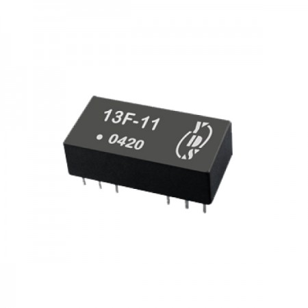 10/100 Base-T PC 카드 LAN 필터(13F-1X) - 10/100Base-T PC 카드 LAN 필터(13F-1X 시리즈)