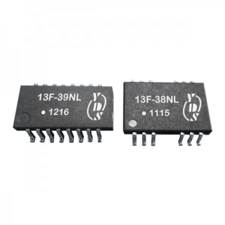 10/100 Base-T PC Card LAN Filters(13F-3X) - 10/100Base-T PC Card LAN Filters(13F-3X Series)