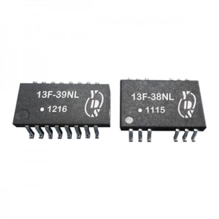 10/100 Base-T PC 카드 LAN 필터(13F-3X)