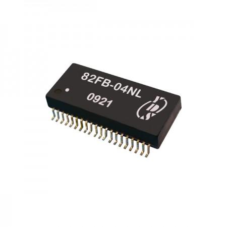 10/100/1000 Base-T LAN 필터 - 10/100/1000 Base-T LAN 필터(82FB 시리즈)