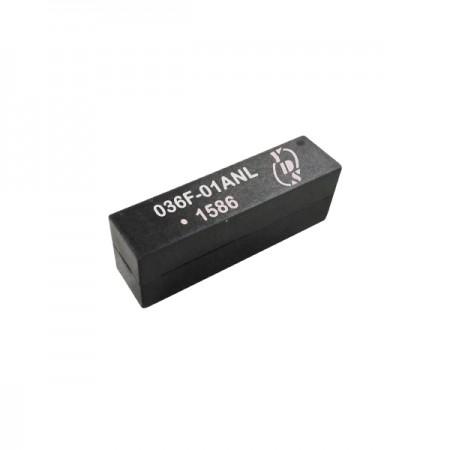 100/1000 Base-T 듀얼 포트 DIP LAN 필터(036F) - 100/1000 Base-T 듀얼 포트 DIP LAN 필터(036F 시리즈)