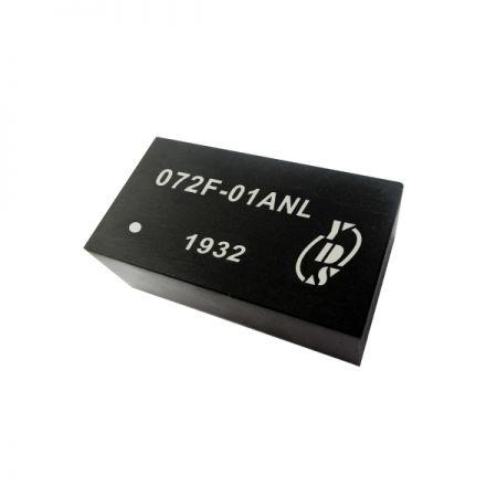 100/1000 Base-T 쿼드 포트 DIP LAN 필터(072F) - 100/1000 Base-T 쿼드 포트 DIP LAN 필터(072F 시리즈)