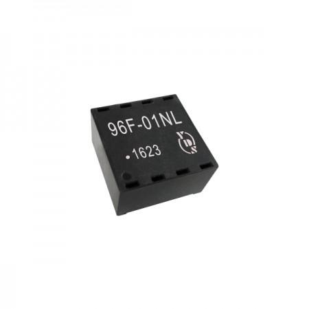 100/1000 Base-T 쿼드 포트 DIP LAN 필터(96F)