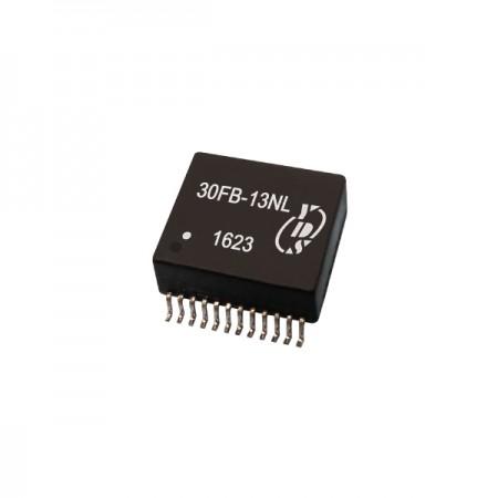 2.5G Base-T SMD LAN Filters