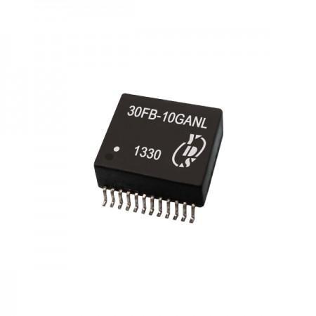 10G Base-T SMD LAN Filters