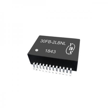 5G Base-T SMD网路滤波器 - 5G Base-T 网路滤波器