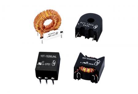 Ethernet/Power Transformer