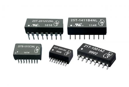 Transformateur pour Ethernet - Transformateurs électroniques pour Ethernet