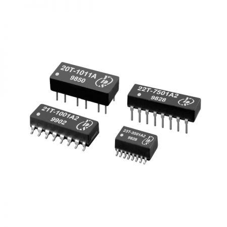 Transformateur d'isolement pour Ethernet - Transformateur d'isolement pour Ethernet (série 20T/21T/22T/23T)