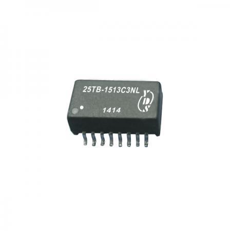 หม้อแปลงไฟฟ้าแบบแยก Base-T SMD 10 ตัว (25TB) - หม้อแปลงไฟฟ้าแบบแยก 10Base-T SMD (ซีรี่ส์ 25TB)