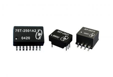 디지털 오디오 데이터용 변압기 - 디지털 오디오 데이터용 전자 변압기