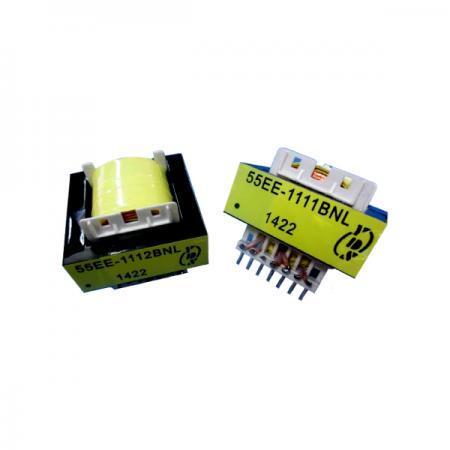 หม้อแปลงไฟฟ้าอินเวอร์เตอร์ 1000~1500W - หม้อแปลงไฟฟ้าอินเวอร์เตอร์ 1000~1500W(EE55 Series)