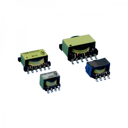 High Frequency Power Transformer with ER Core