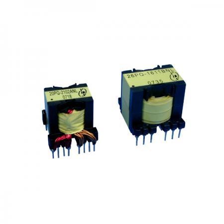 PQ 코어가 있는 고주파 전력 변압기 - 고주파 전력 변압기(PQ 시리즈)