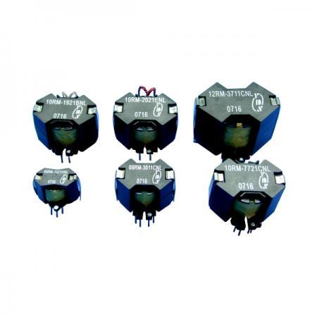 RM 코어가 있는 고주파 전력 변압기 - 고주파 전력 변압기(RM 시리즈)