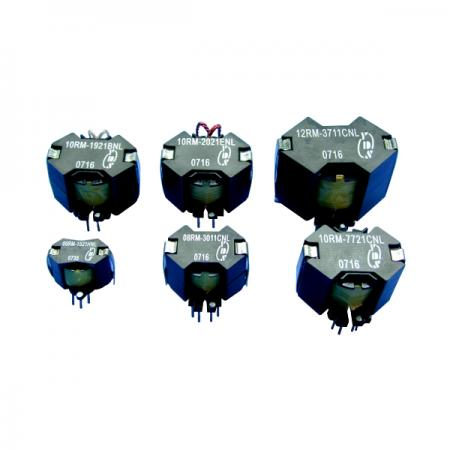 High Frequency Power Transformer with RM Core - High Frequency Power Transformer(RM Series)