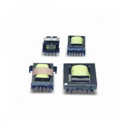 EE 코어가 있는 고주파 전력 변압기 - 고주파 전력 변압기(EE 시리즈)