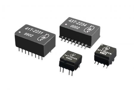 ISDN 인터페이스 변압기 - 통신 애플리케이션용 ISDN-S0 인터페이스 변압기