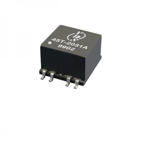 Single ISDN-S0 Interface SMD Transformer - Single ISDN-S0 Interface SMD Isolation Transformer(45T Series)