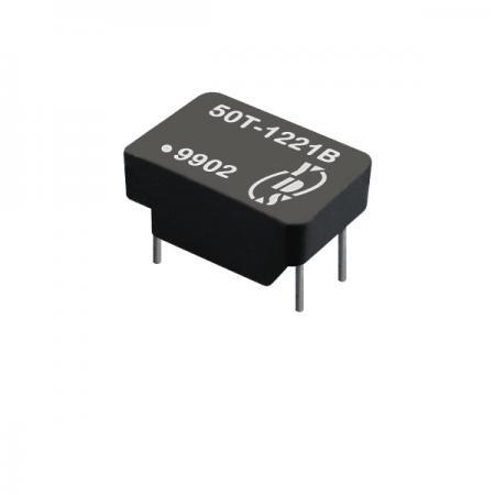 T1 캐리어 인터페이스 1.5KVrms 절연 변압기 - T1 캐리어 인터페이스 1.5KVrms 절연 변압기 (50T 시리즈)