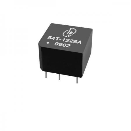 อินเทอร์เฟซ T1 / CEPT / ISDN-PRI 3KVrms ฉนวนฉนวนเสริมแรงเดี่ยว (54T) - T1/CEPT/ISDN-PRI อินเทอร์เฟซ 3KVrms Isolation Transformer (54T Series)