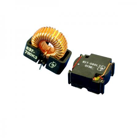 SMT/Through Hole Power Inductor - SMT/Through Hole Power Inductor(83T Series)