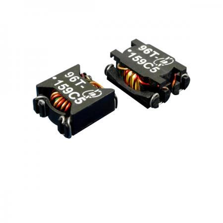 Inductance couplée à courant élevé et faible - Inductance couplée à courant élevé et faible (série 96T)