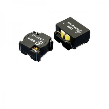 Self-Leaded Surface Mount Inductor - Self-Leaded Surface Mount Inductor(97T Series)