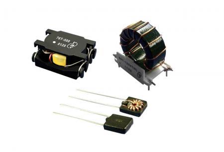 Лінійний фільтр EMI - Індуктор та дросель загального режиму EMI